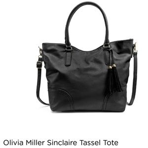 ISO olivia miller sinclaire tassel tote